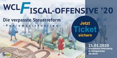 WCLFiscal-Offensive '20 - Tax meets politics