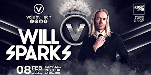 Will Sparks Live @ V-Club Villach