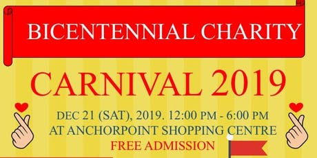 KIDS OF HOPE BICENTENNIAL CHARITY CARNIVAL tickets