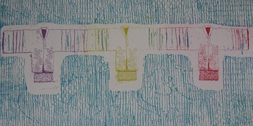 Zinc Plate Etching Workshop - with multi plate printing