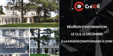 Réunion d'information - Lyon billets