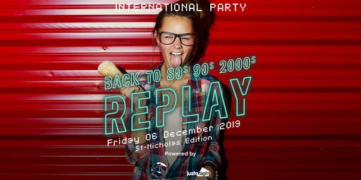 Replay - Back to 80s 90s 2000s | Spirito vs Just A Night - This Friday 06.12