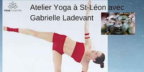 Yoga Vitalité et Equilibres avant Noël à St Léon tickets