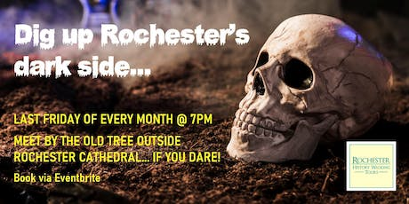LAST MINUTE CHRISTMAS GHOSTS & MURDERS WALKING TOUR OF ROCHESTER tickets
