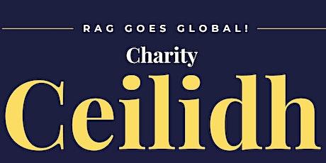 Charity Ceilidh tickets