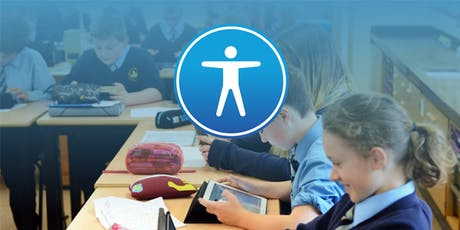 iOS Accessibility tools in the Classroom  tickets