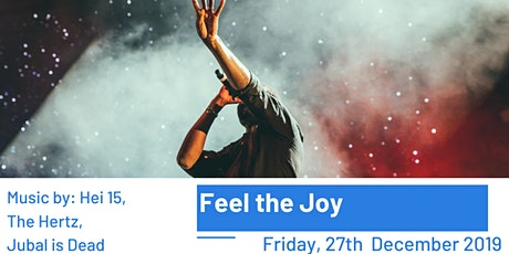 Feel the Joy tickets