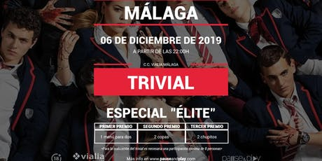 Trivial Especial Élite en Pause&Play Vialia Málaga entradas