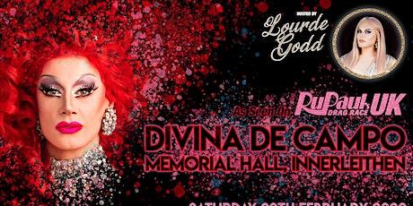 RuPaul's Drag Race UK: Divina De Campo (+ special  tickets