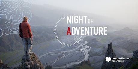 Night of Adventure, London 2020 tickets