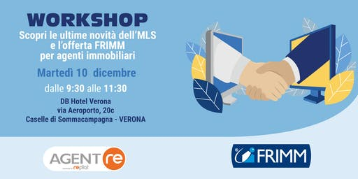 WORKSHOP : Scopri le ultime novità dell'MLS e l'of