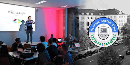 DSC Local Hackday - HWR Berlin