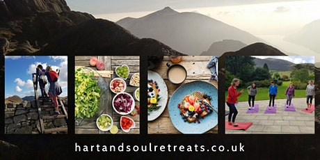 Hart and Soul Overnight Retreat 22/23 Feb tickets