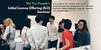 We The People ILO Seminar