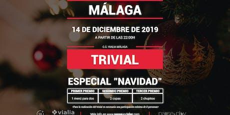 Trivial Especial Navidad en Pause&Play Vialia Málaga entradas