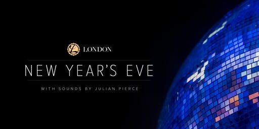 LONDON New Year's Eve 2020