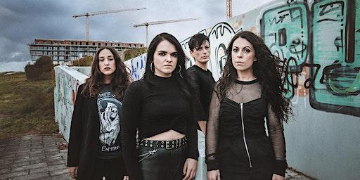 Agoraphobia | Unaligned tour | León