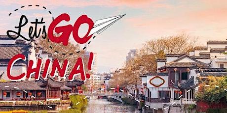 Let's go China! biglietti