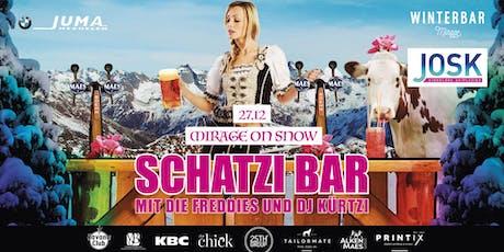 Winterbar Mirage Mechelen: Mirage on Snow | Schatzi Bar mit Die Freddies tickets