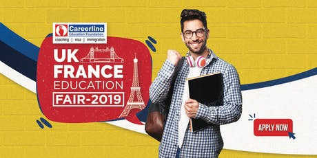 UK France Education Fair 2019 tickets