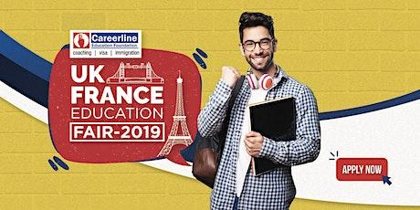 UK France Education Fair 2019 tickets