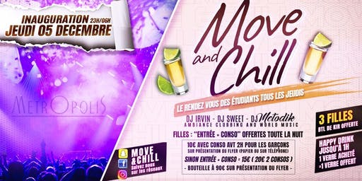 "la ""Move and Chil"""