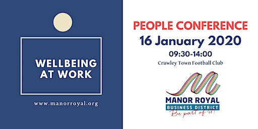 Manor Royal People Conference 2020
