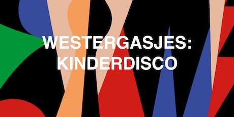 Westergasjes: Kinderdisco tickets