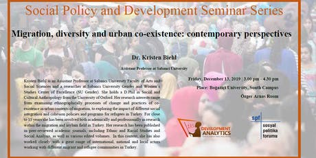 Social Policy and Development Seminar Series tickets