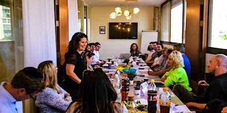 English Speaking Networking Tel Aviv tickets