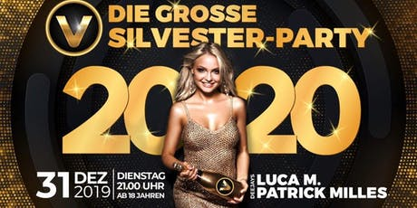 Die große Silvester Party at V-Club Villach Tickets