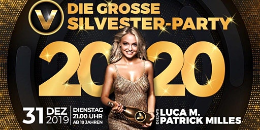 Die große Silvester Party at V-Club Villach