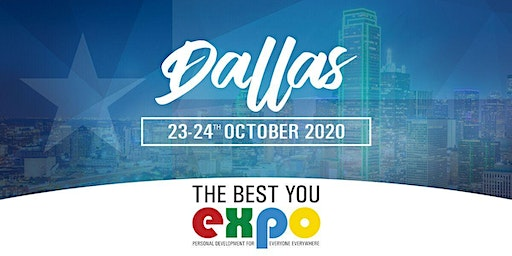 FREE! The Best You Expo 2020-Dallas