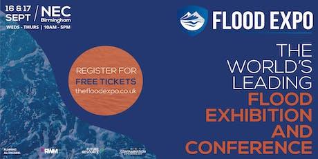 The Flood Expo 2020 tickets