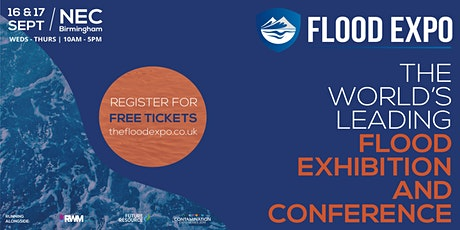 The Flood Expo 2020 tickets