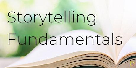 Workshop: Storytelling Fundamentals tickets