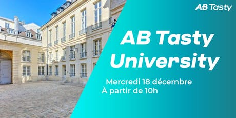 AB Tasty University billets