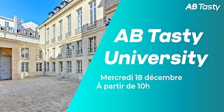 AB Tasty University billets