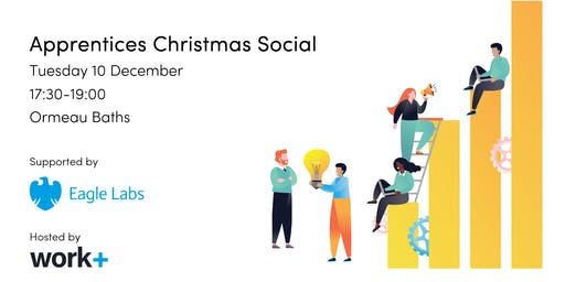 Apprentices Christmas Social