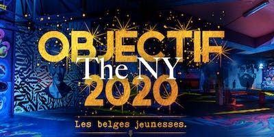 Objectif 2020: The New Year Dinner & Party