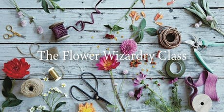 The Flower Wizardry Class tickets