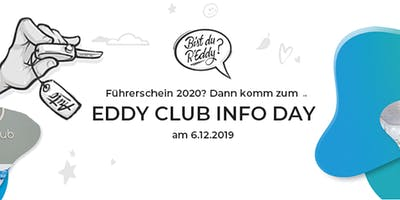 Eröffnung des Eddy Clubs