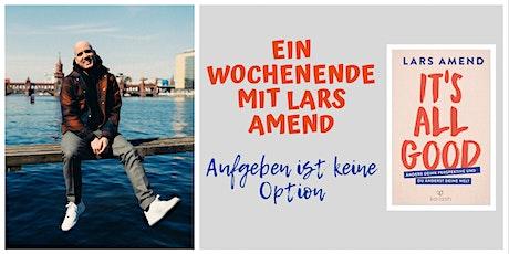 Ein Wochenende mit Lars Amend: Early Bird Voucher Tickets