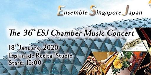 The 36th ESJ Chamber Music Concert