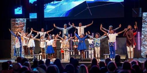 Watoto Children's Choir in 'We Will Go'- Street, Somerset