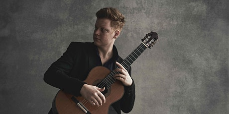 Internationally Acclaimed Campbell Diamond - Guitar Recital tickets