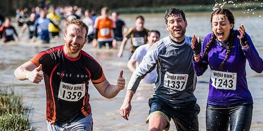 Wolf Run for Brain Injury Charity Headway Oxfordshire