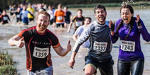 Wolf Run for Brain Injury Charity Headway Oxfordshire