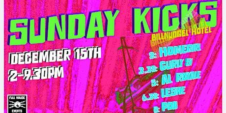 Sunday Kicks # 24 tickets