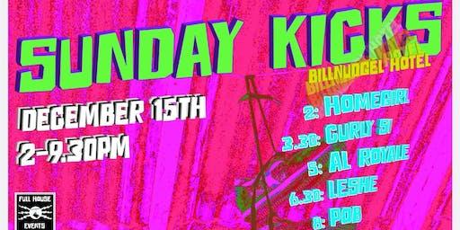 Sunday Kicks # 24